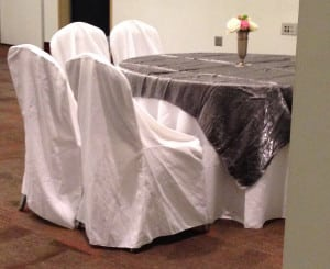 package deal chair covers