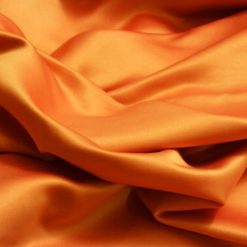 Orange lamour Table Linen
