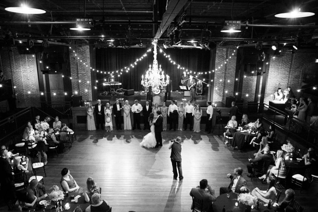 Iron City Birmingham First Dance