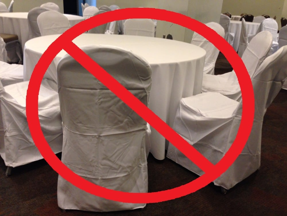 Chair Cover FAILS
