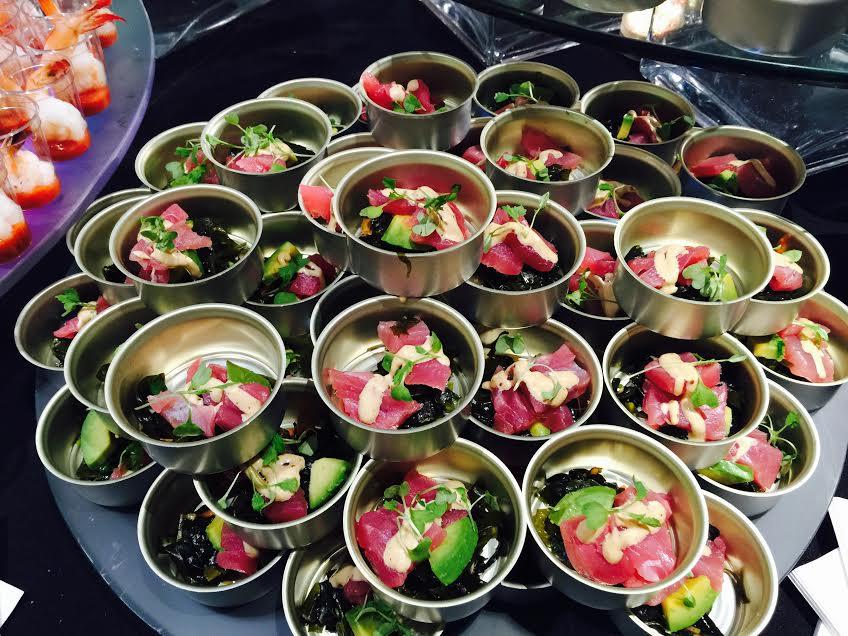 Iz Catering ArtBlink Sashimi Tuna Cans