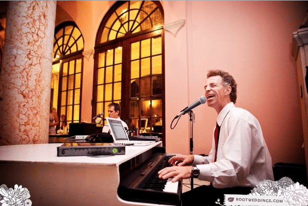 Dueling Pianos cocktail hour entertainment ideas
