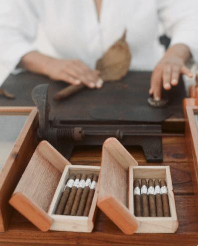 cigar bar cocktail hour entertainment ideas