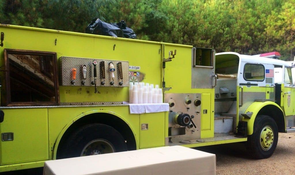 iz catering jclyde beer truck