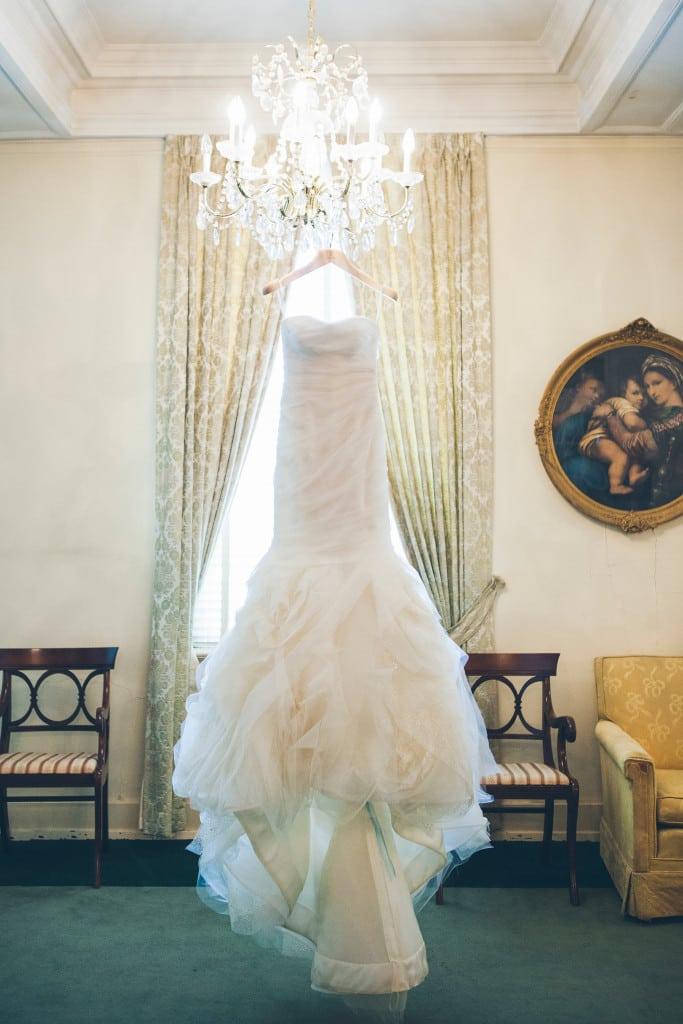 Wedding Dress Wynter Photography