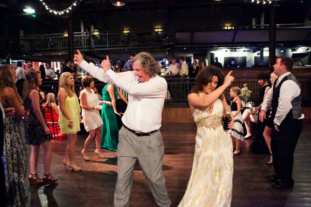 Iron City Wedding Reception Wynter Photography Rhythm Nation