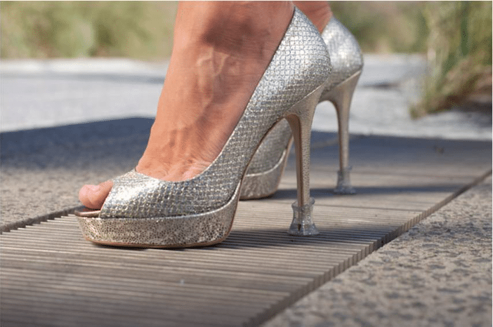 High Heel Protectors, Bridal Must Haves