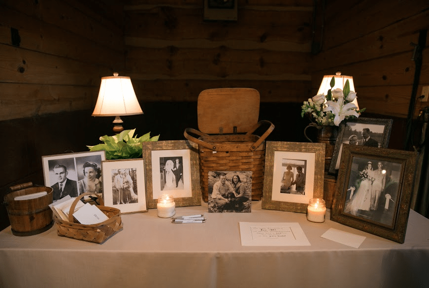 Spindle Photography Memory Table Swann Lake