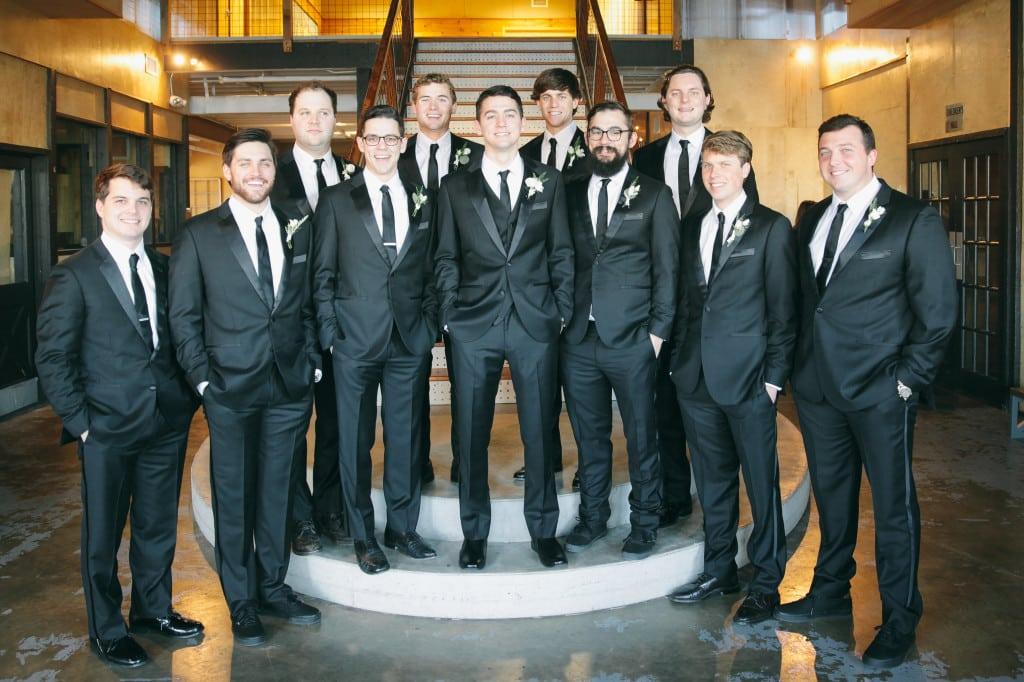 open eye photography best dressed groomsmen