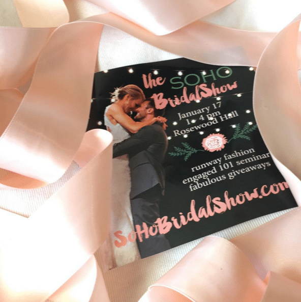SoHo Bridal Show Ticket