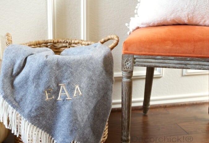 Monogram-Throw-Blanket