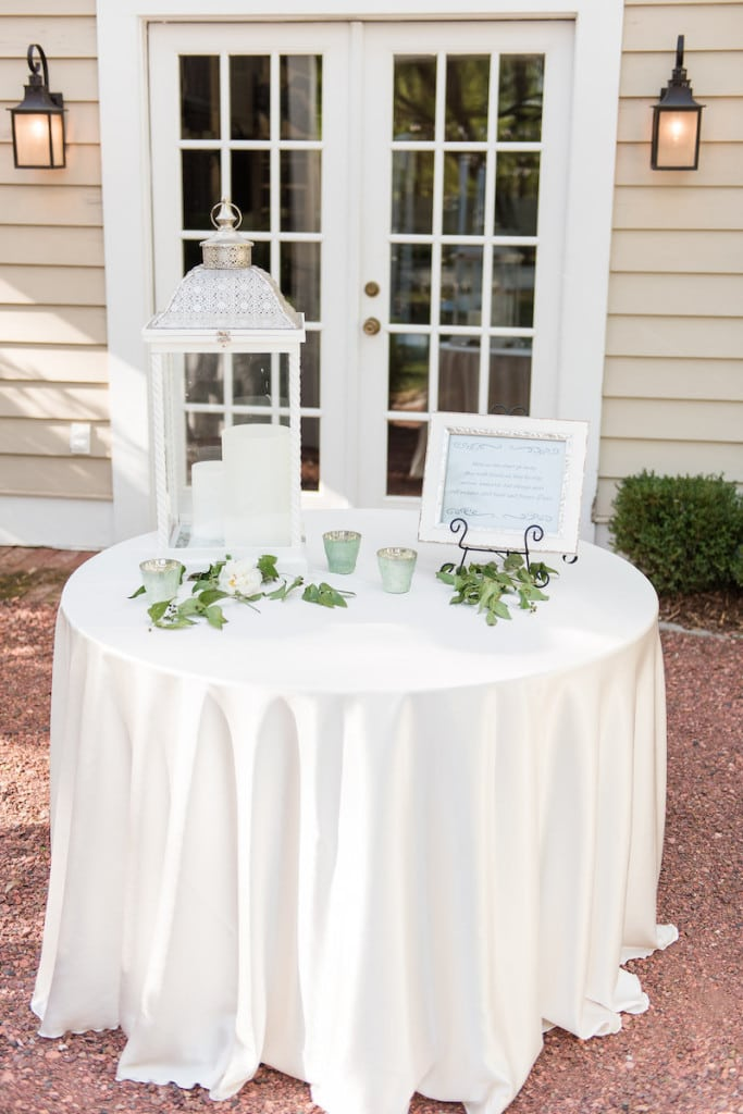 Ivory Dupioni Table Linen