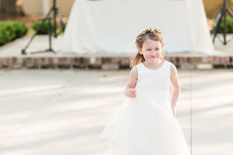 The Oaks Centerville - Flower Girl