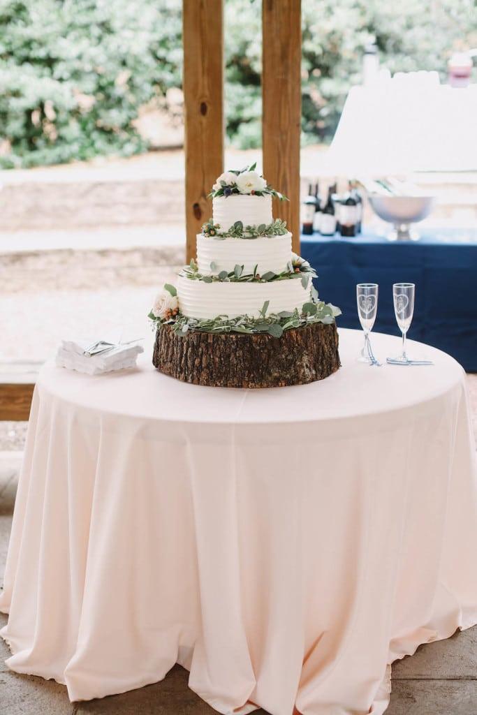 Cake Porcelain Aldridge Gardens