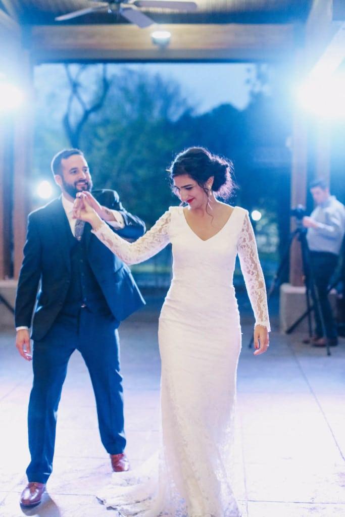 Dancing Aldridge Gardens