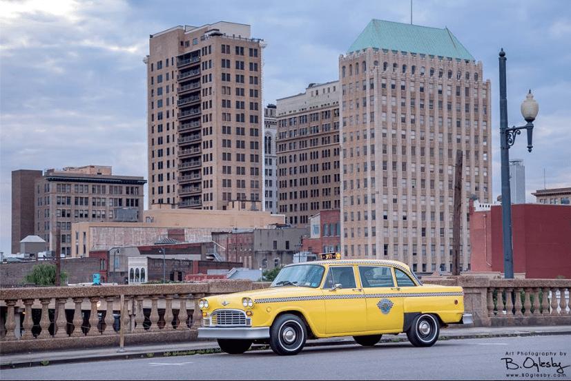 Coats Classic Cars New York Taxi