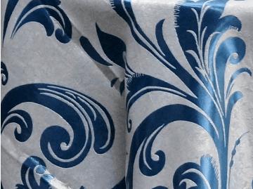 Regal Jacquard Blue